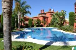 Skøn ferielejlighed i Calahonda med fantastisk udsigt.