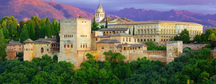 Rundtur i Andalusien.