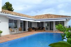 Fantastisk villa med skøn udsigt.