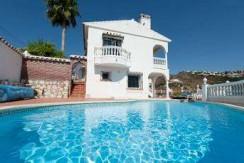 Skøn villa med fantastisk udsigt.