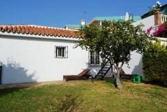 Skøn villa i et plan i Doña Pilar