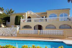 Skøn privat villa i La Cappelania