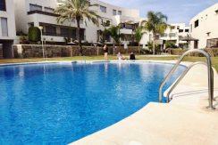 Lækker penthouse i Marbella