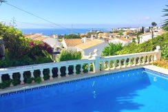 Villa med fantastisk udsigt