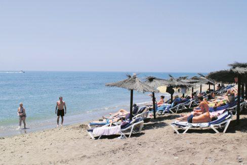 20140704 Playa de Calahonda