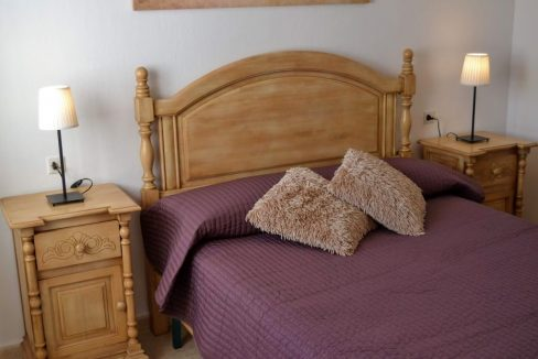 La Cala bedroom 16 lys