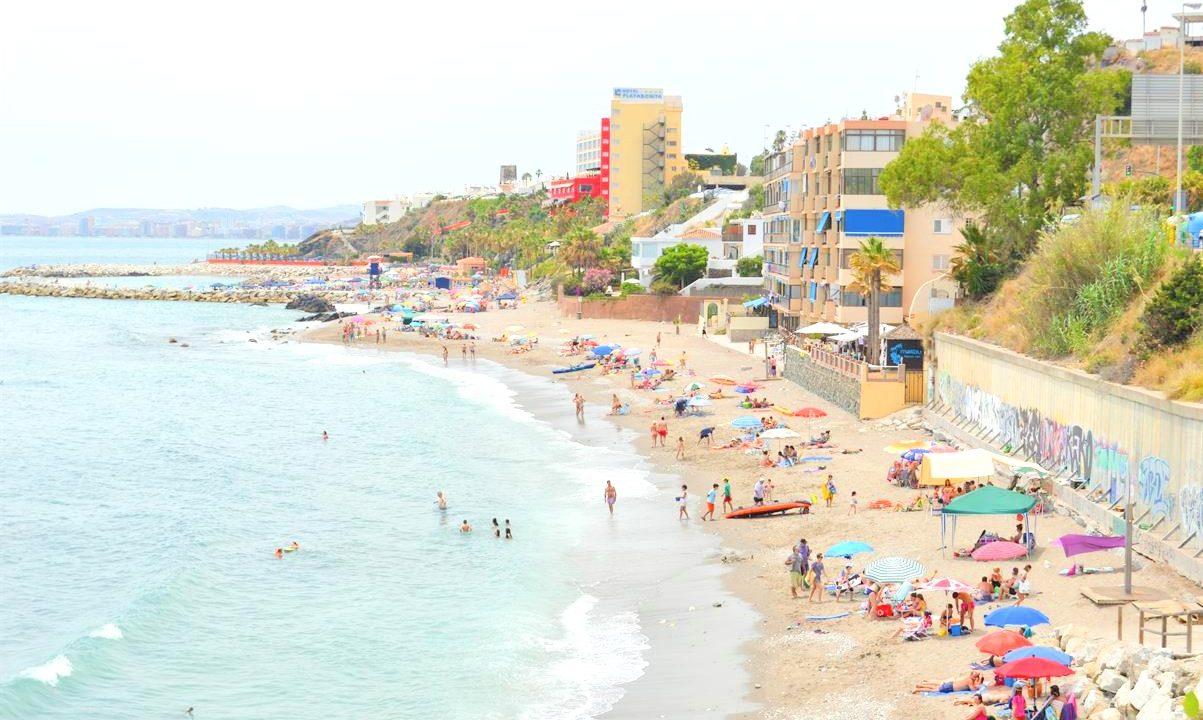 Torremuelle strand